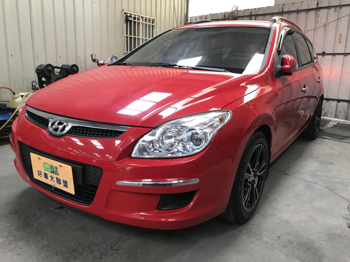 2009 Hyundai I30 cw