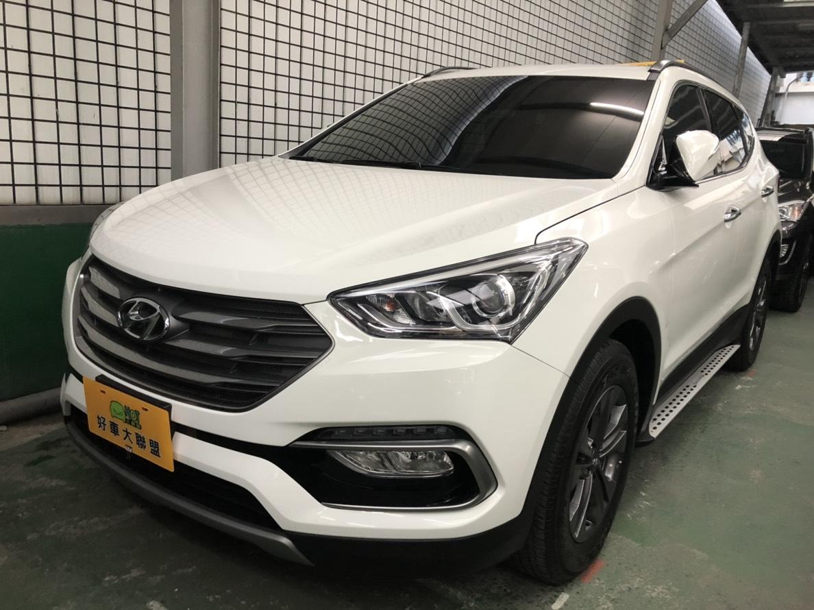 2018 Hyundai 現代 Santa fe