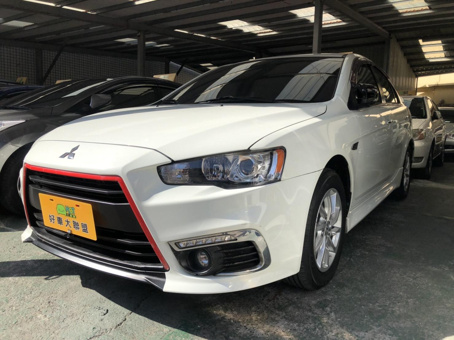 2014 Mitsubishi Lancer io