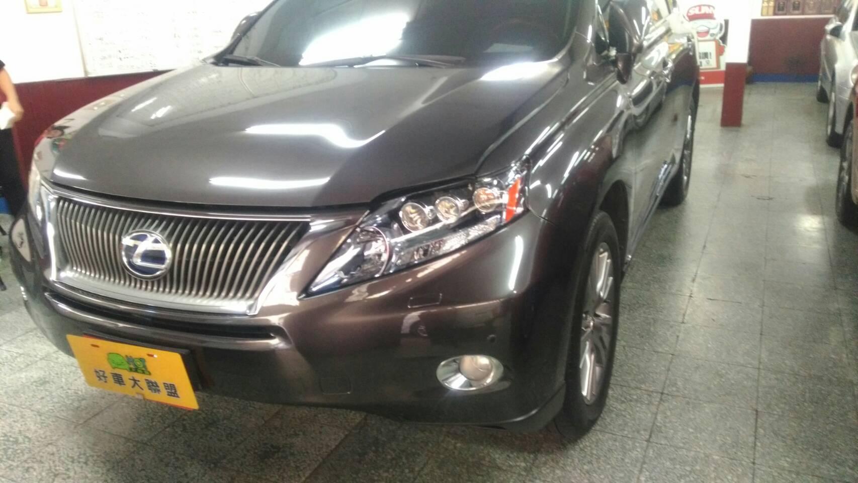 2010 Lexus 凌志 Rx