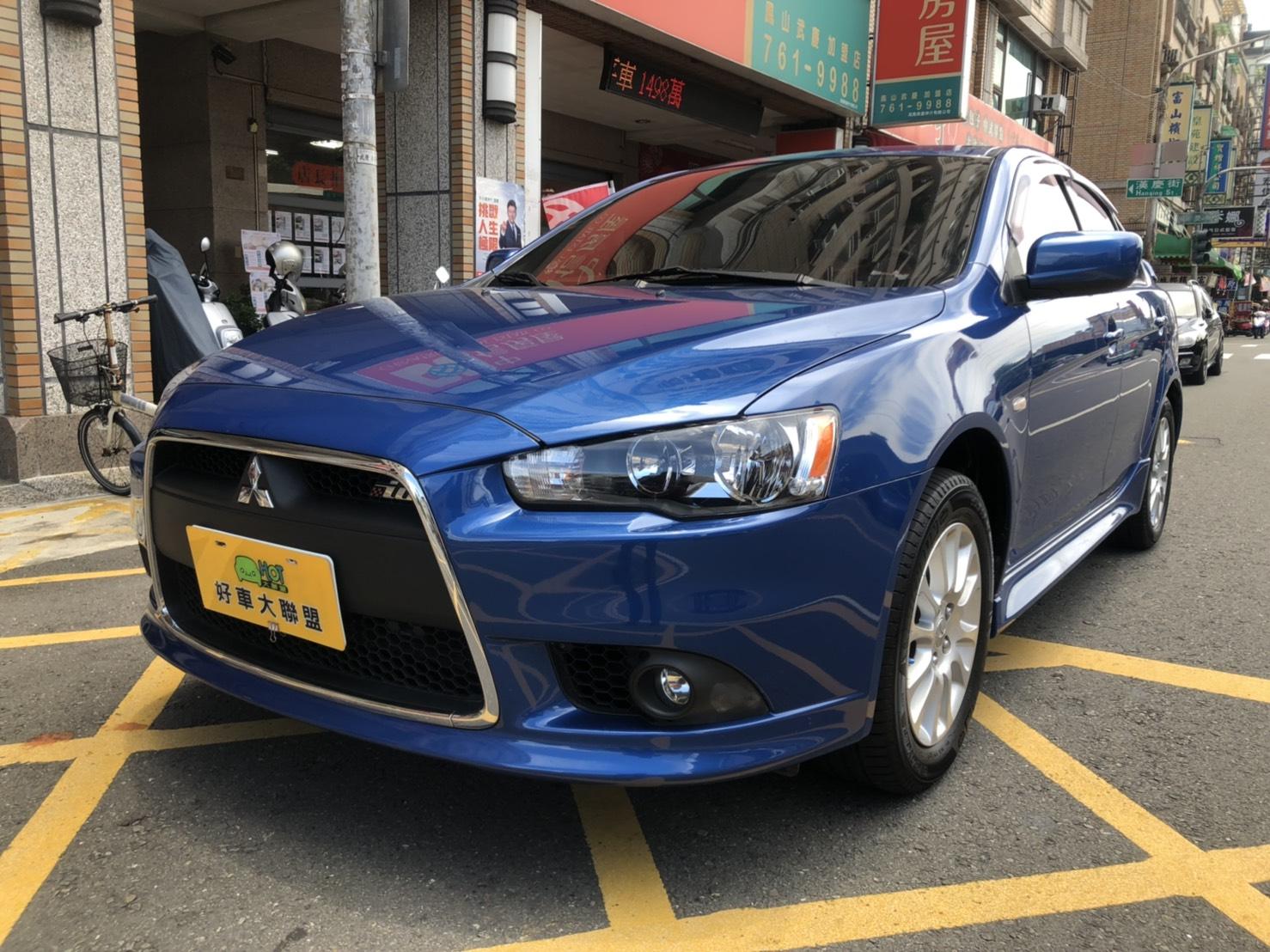 2013 Mitsubishi 三菱 Lancer io