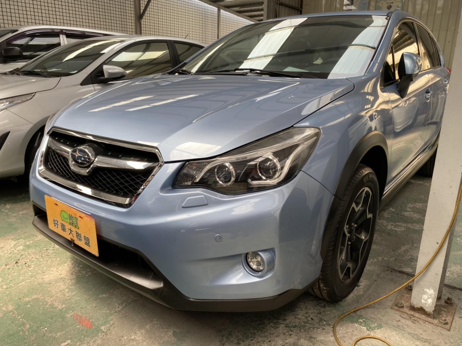 2012 Subaru 速霸陸 Xv