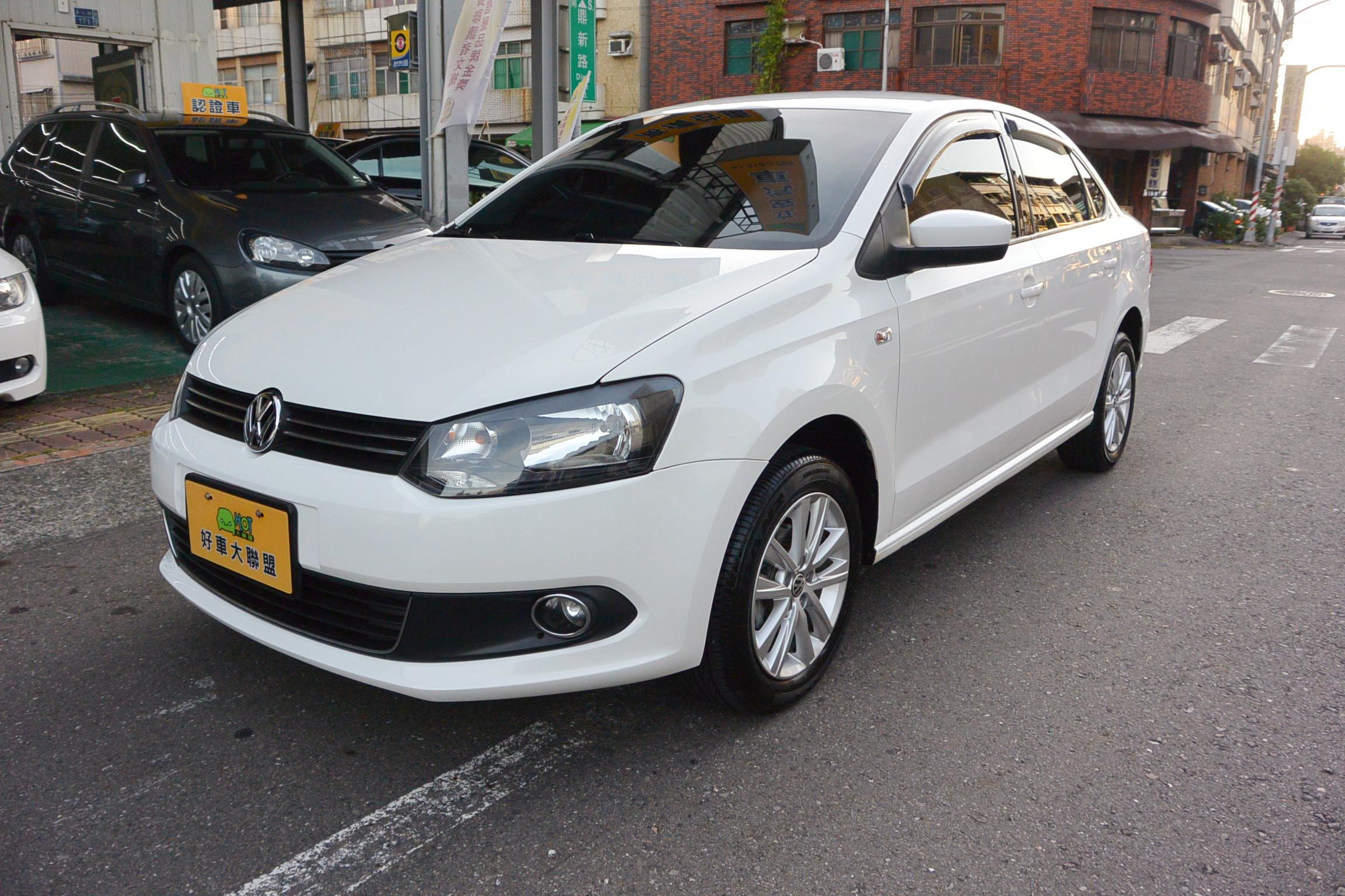 2015 Volkswagen 福斯 Vento