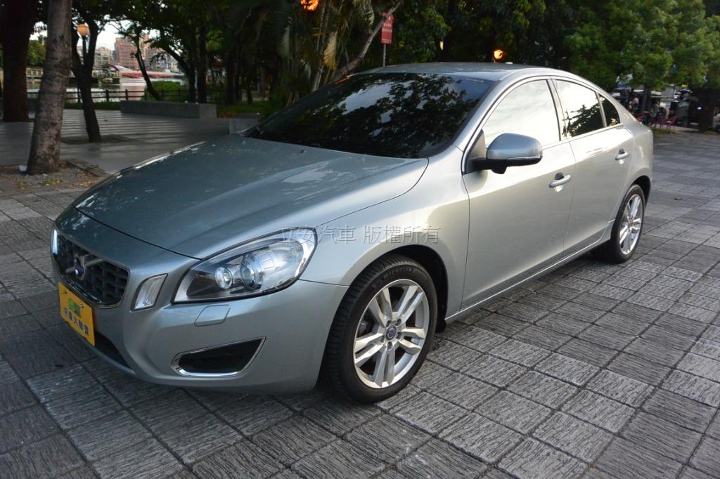 2013 Volvo 富豪 S60