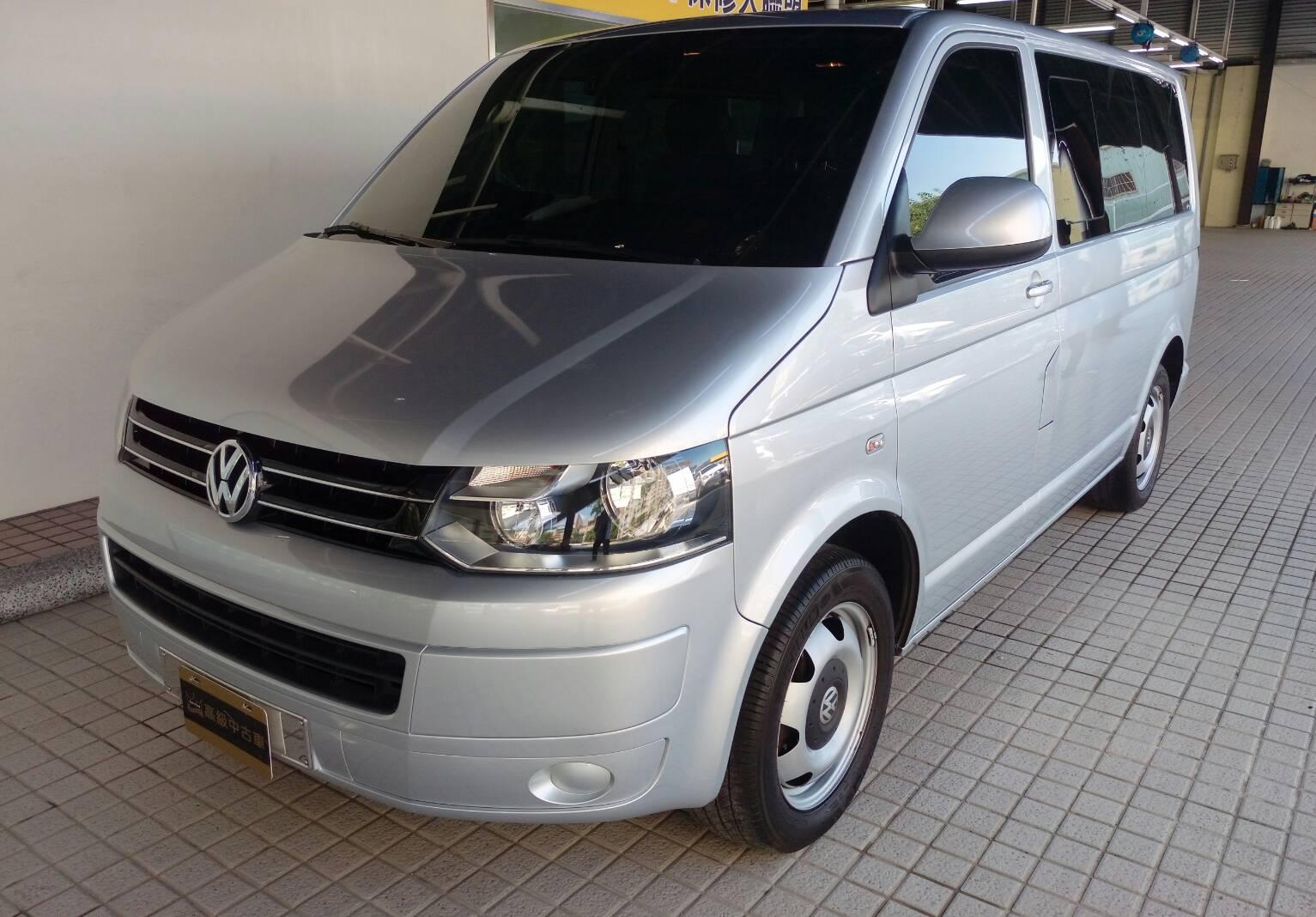 2015 Volkswagen T5