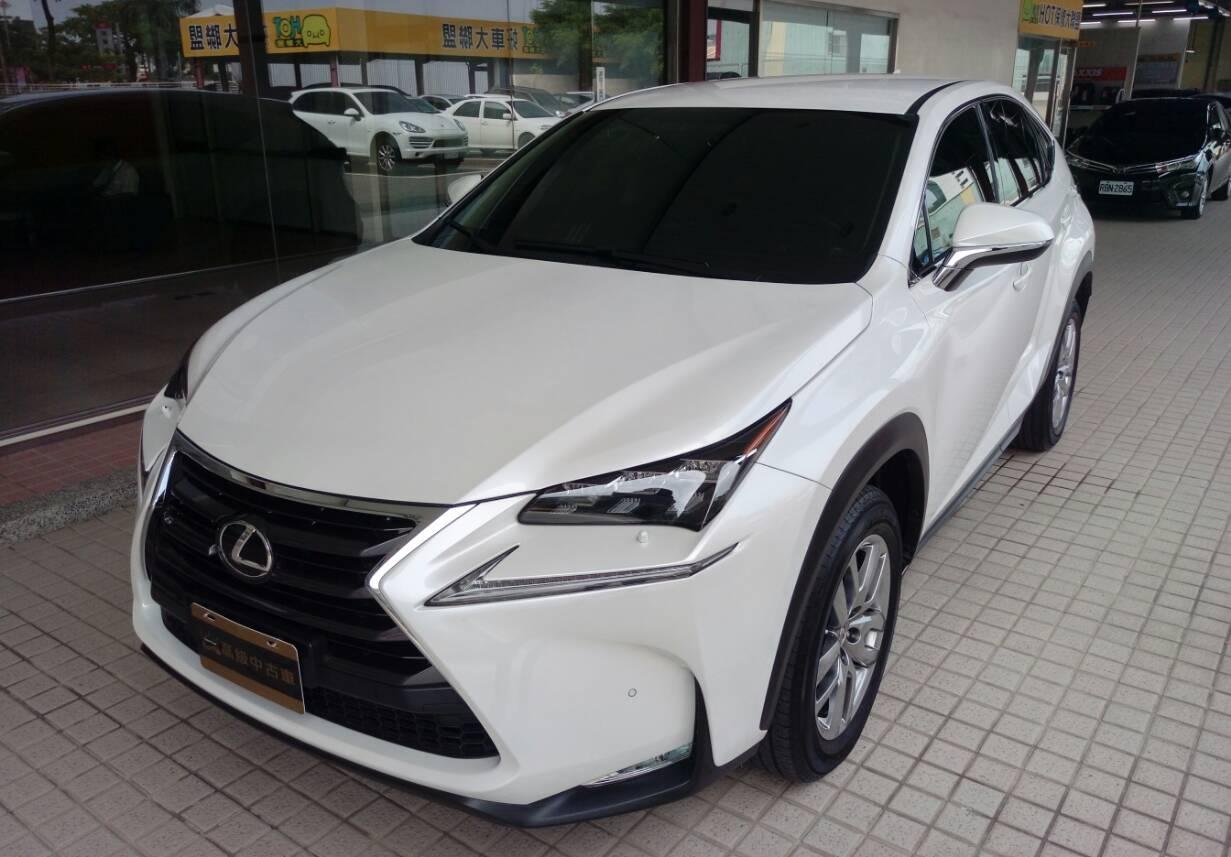 2017 Lexus 凌志 NX