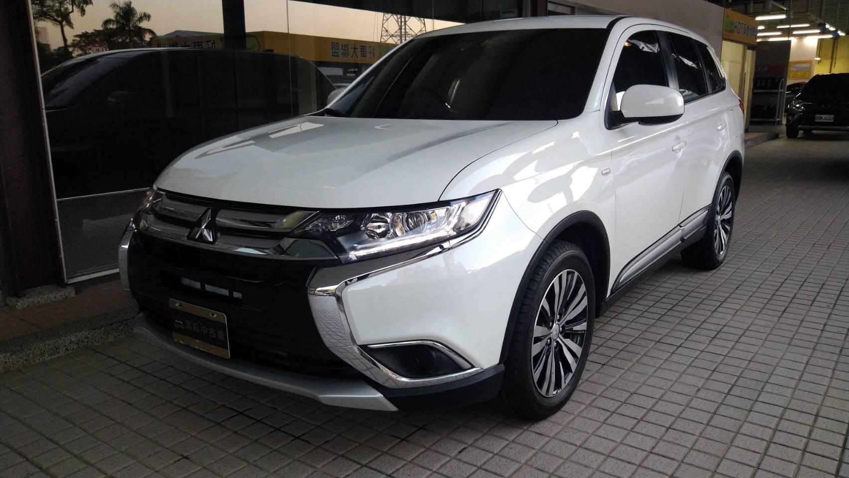 2019 Mitsubishi 三菱 Outlander