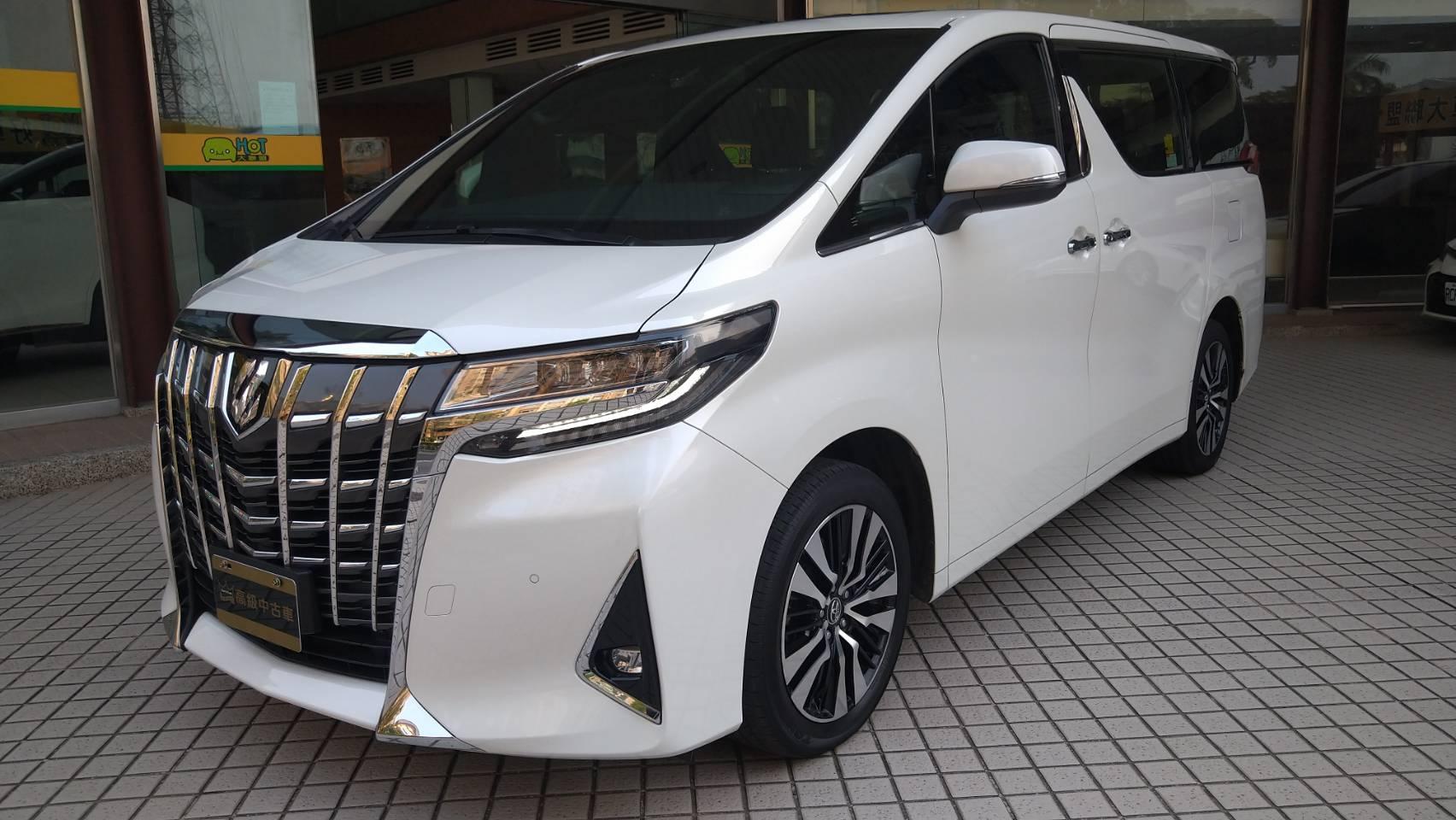 2018 Toyota 豐田 Alphard