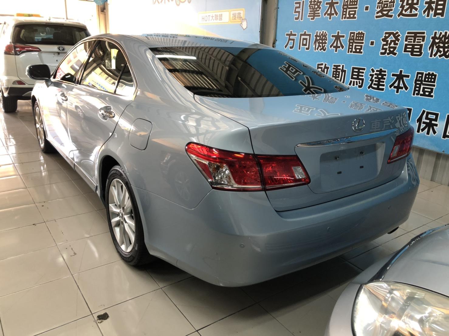 2011 Lexus 凌志 Es
