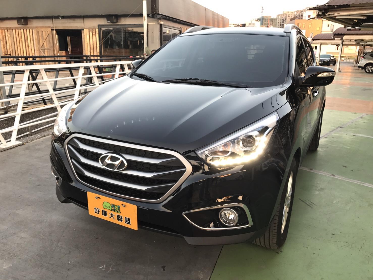 2016 Hyundai 現代 Ix35