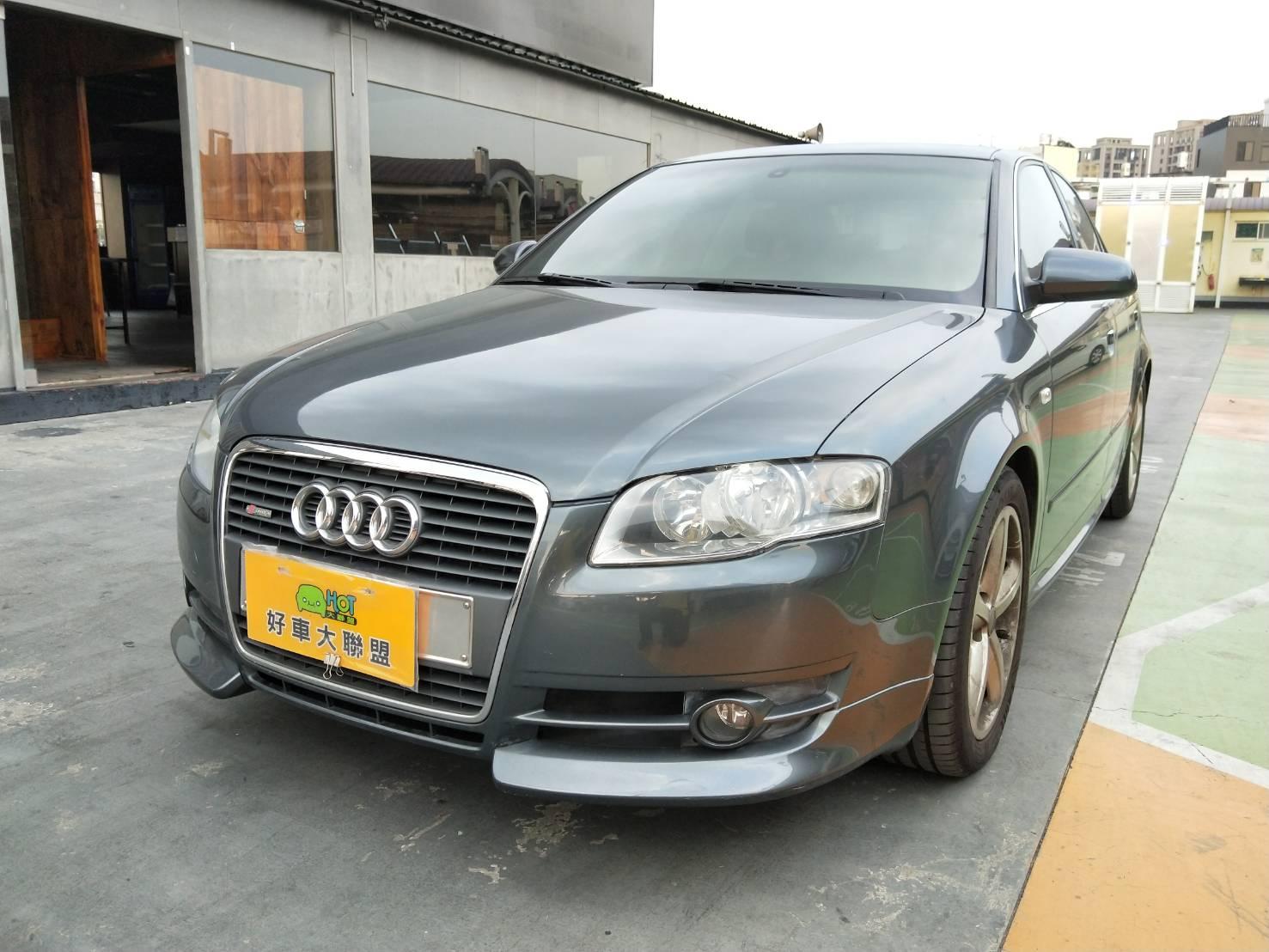 2007 Audi A4 sedan