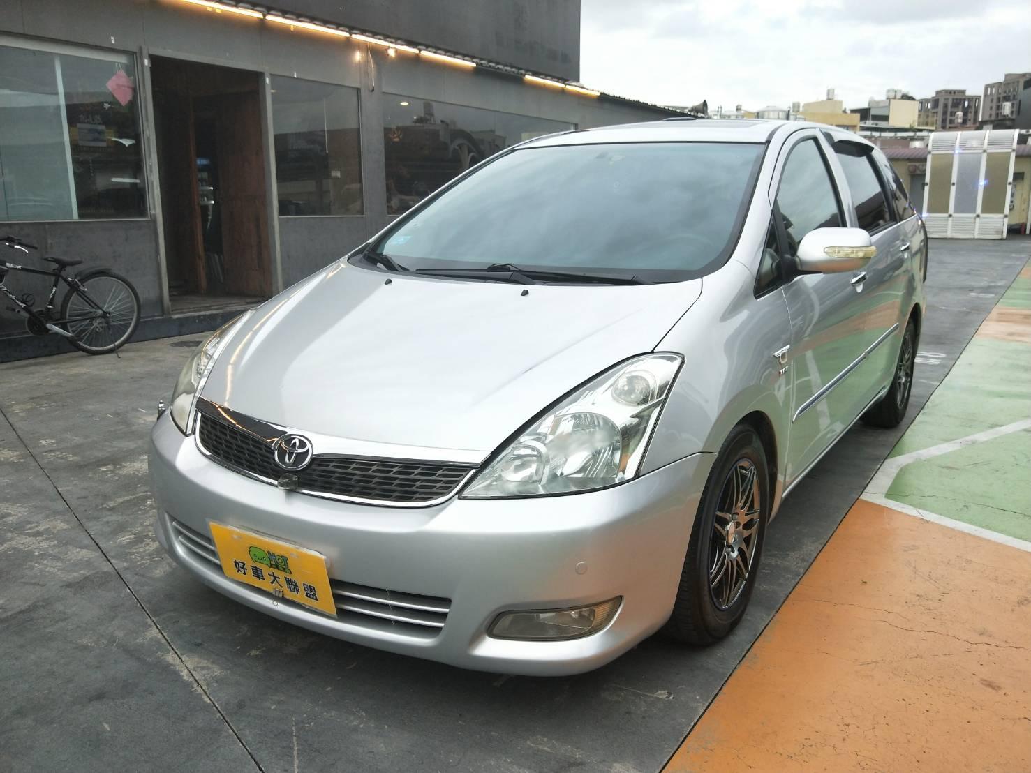 2006 Toyota 豐田 Wish