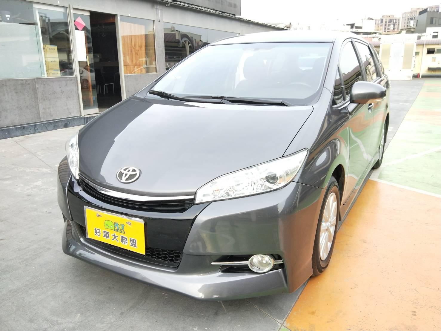 2015 Toyota 豐田 Wish