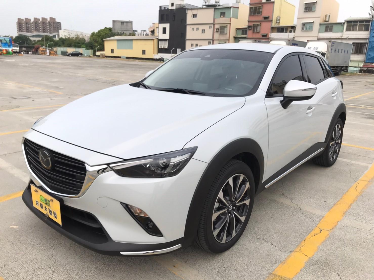 2019 Mazda 馬自達 CX-3