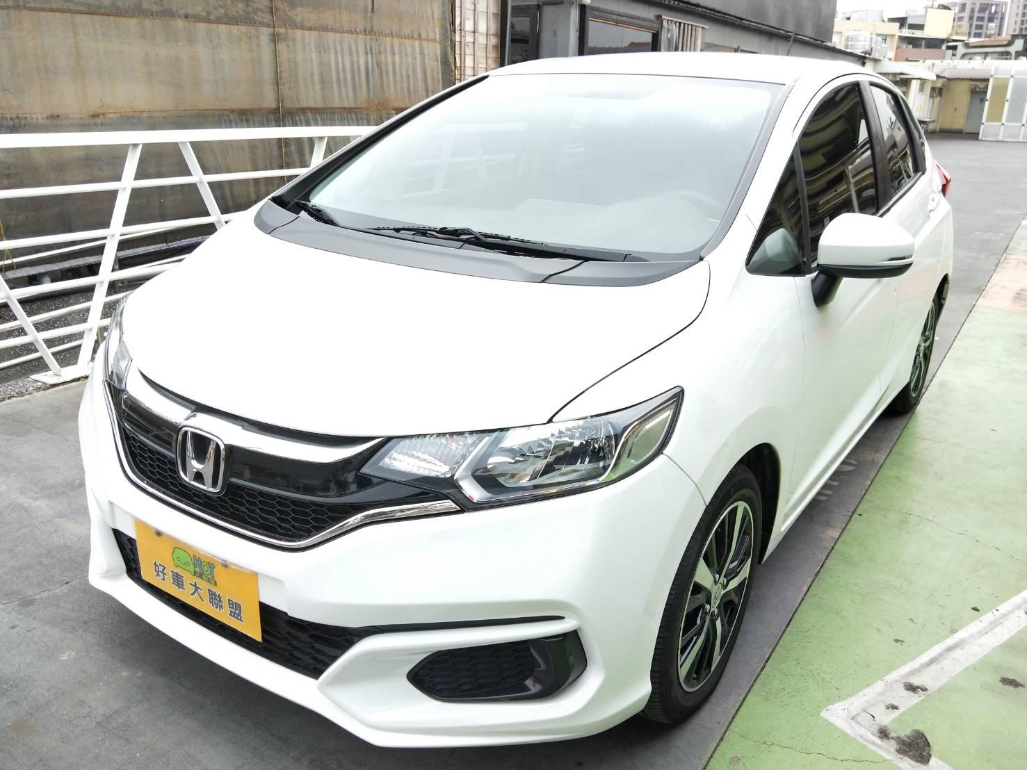 2018 Honda 本田 Fit