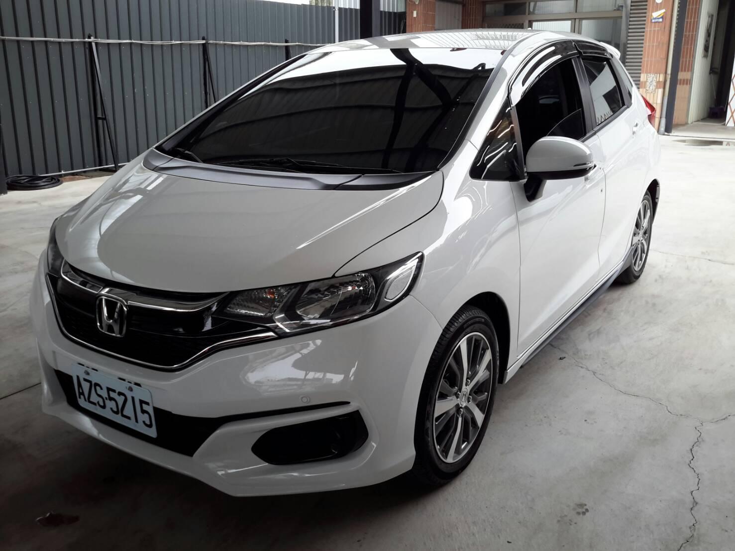 Honda 本田 2019 Fit