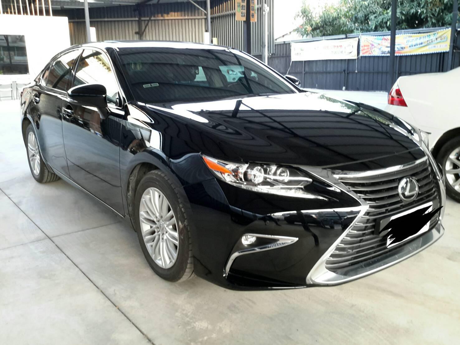 2015 Lexus 凌志 Es