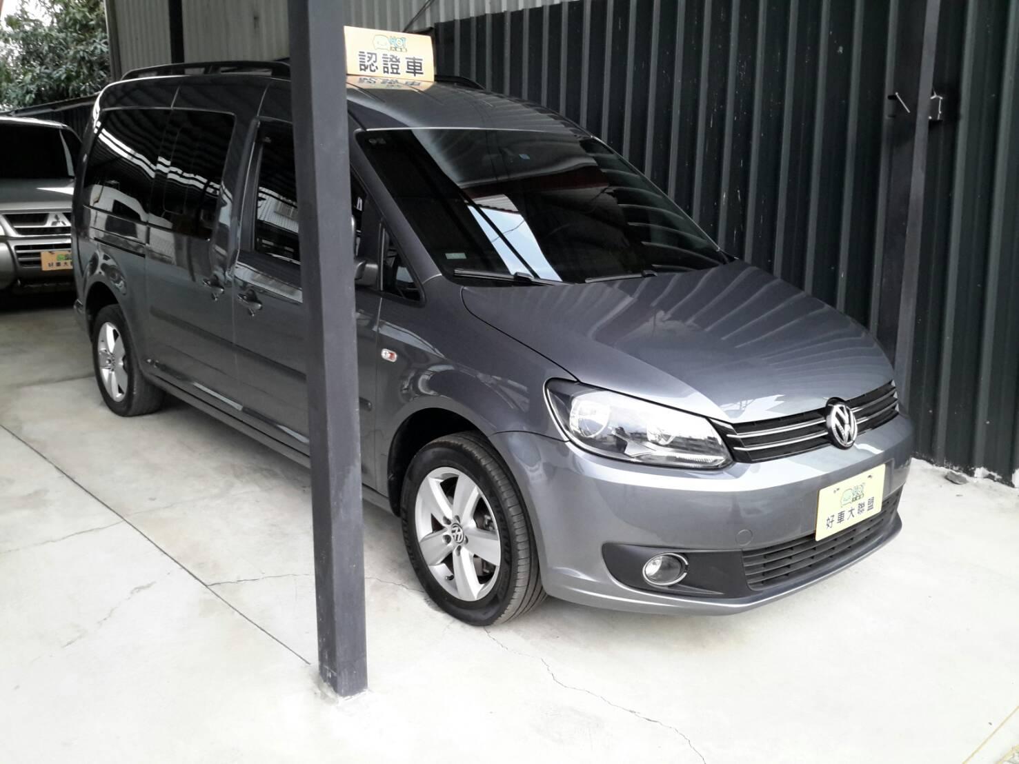 2013 Volkswagen 福斯 Caddy