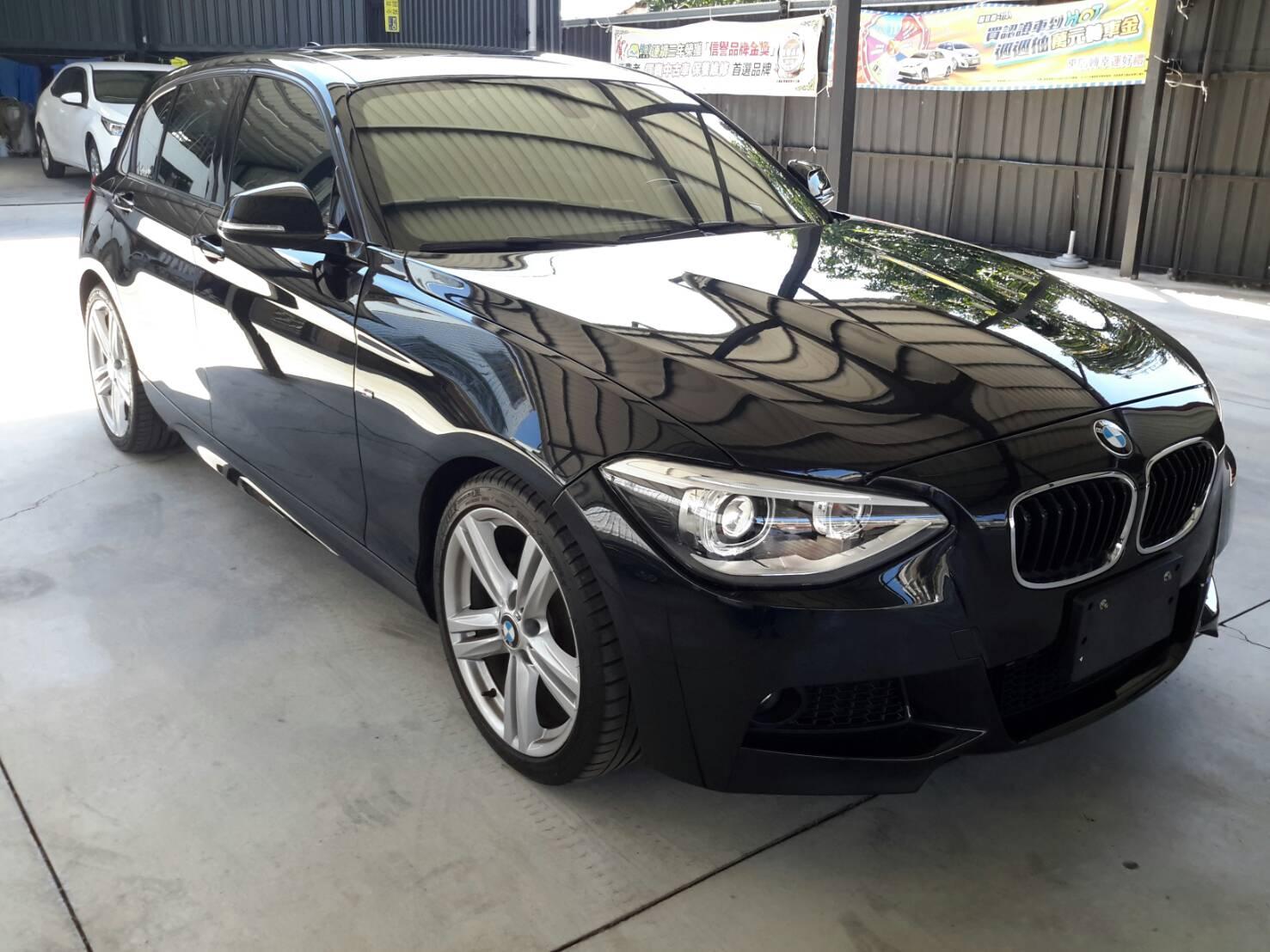 2014 BMW 寶馬 1 Series
