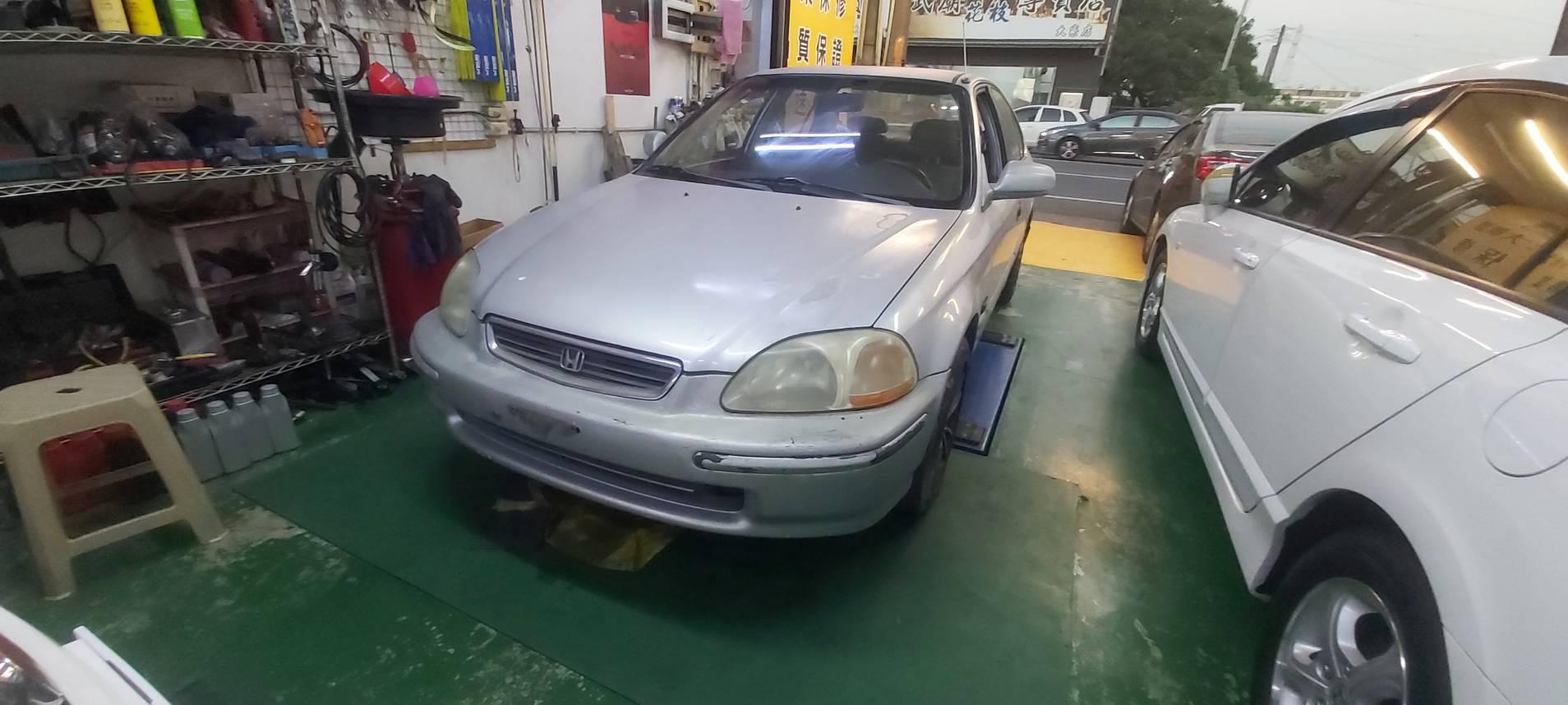 1998 Honda 本田 Civic