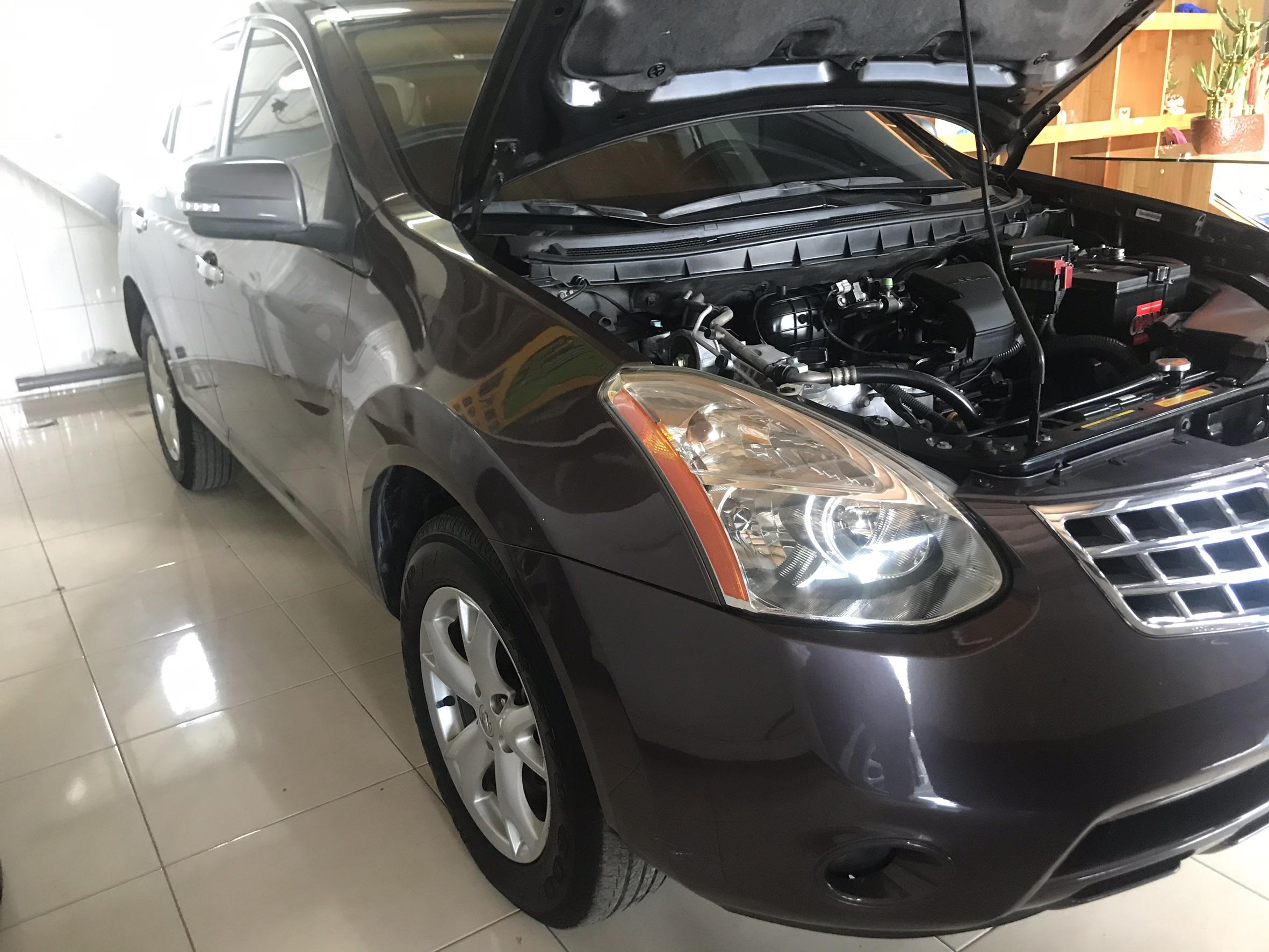 2009 Nissan 日產 Rogue