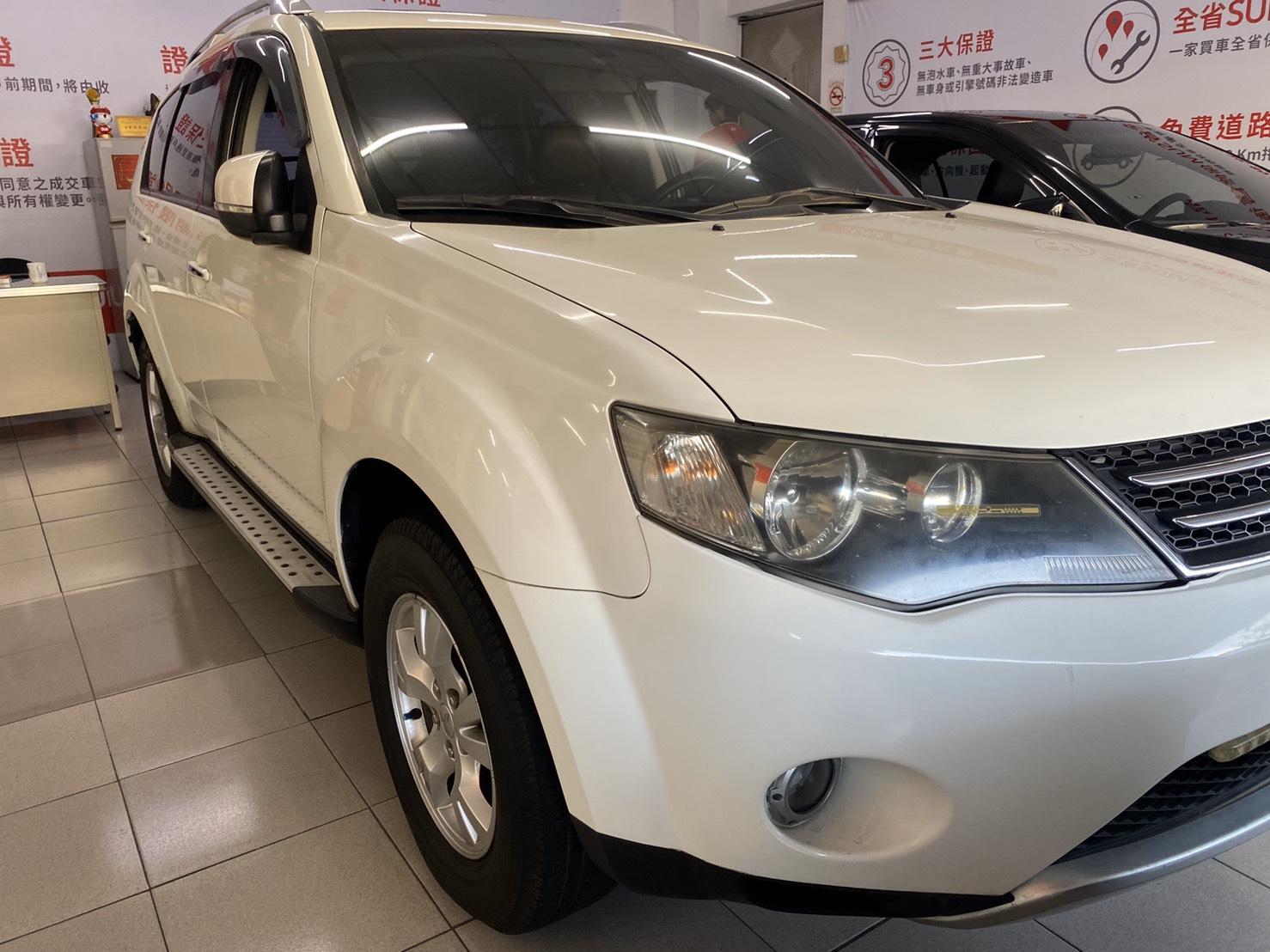 2010 Mitsubishi 三菱 Outlander