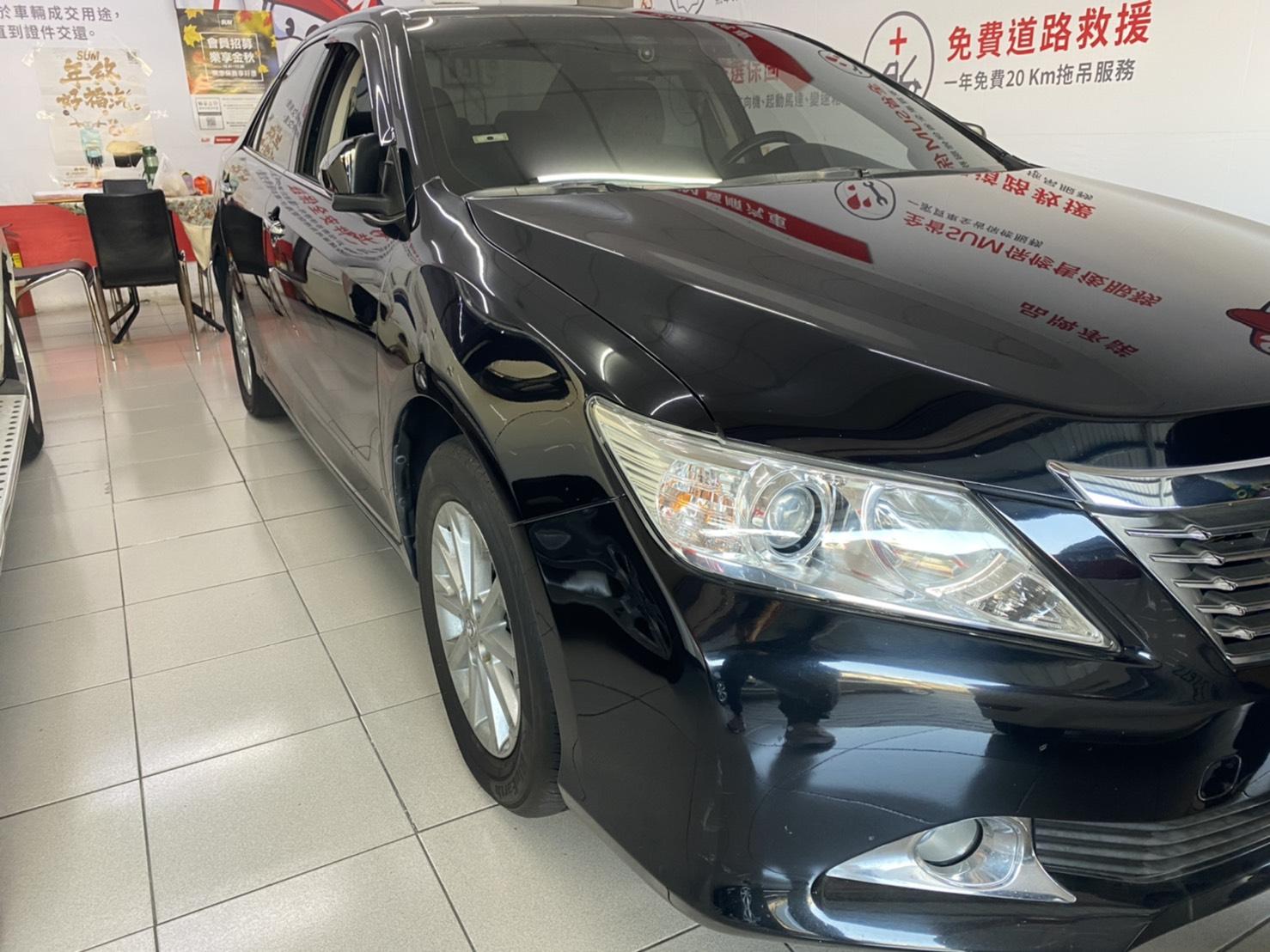 2013 Toyota 豐田 Camry
