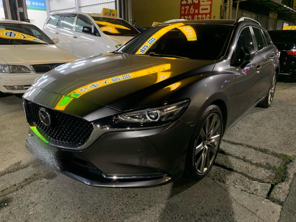 2018 Mazda 馬自達 6