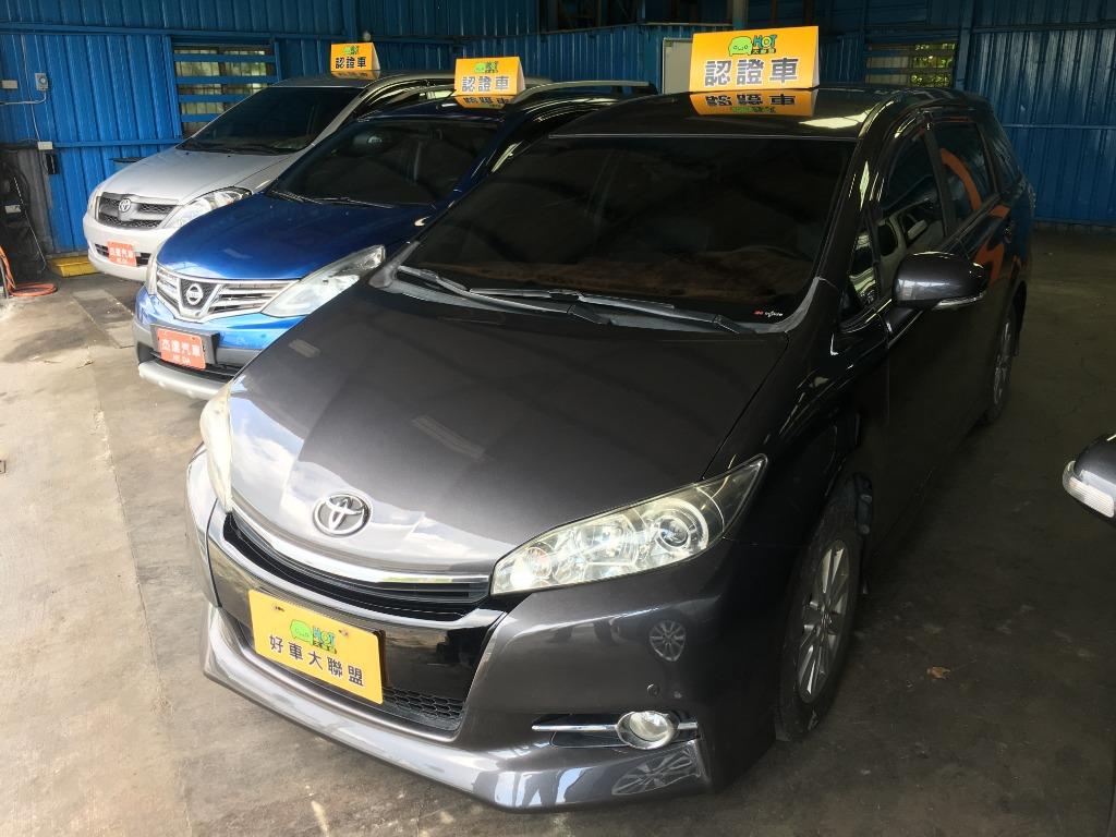 2013 Toyota 豐田 Wish