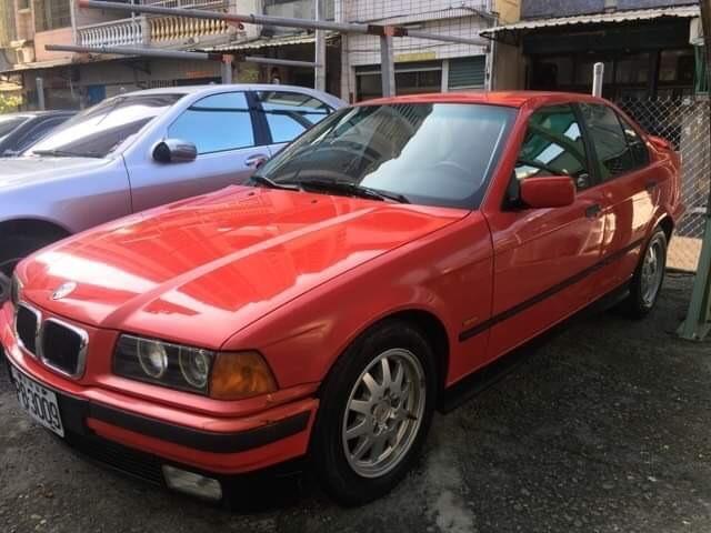1997 BMW 寶馬 3-series sedan
