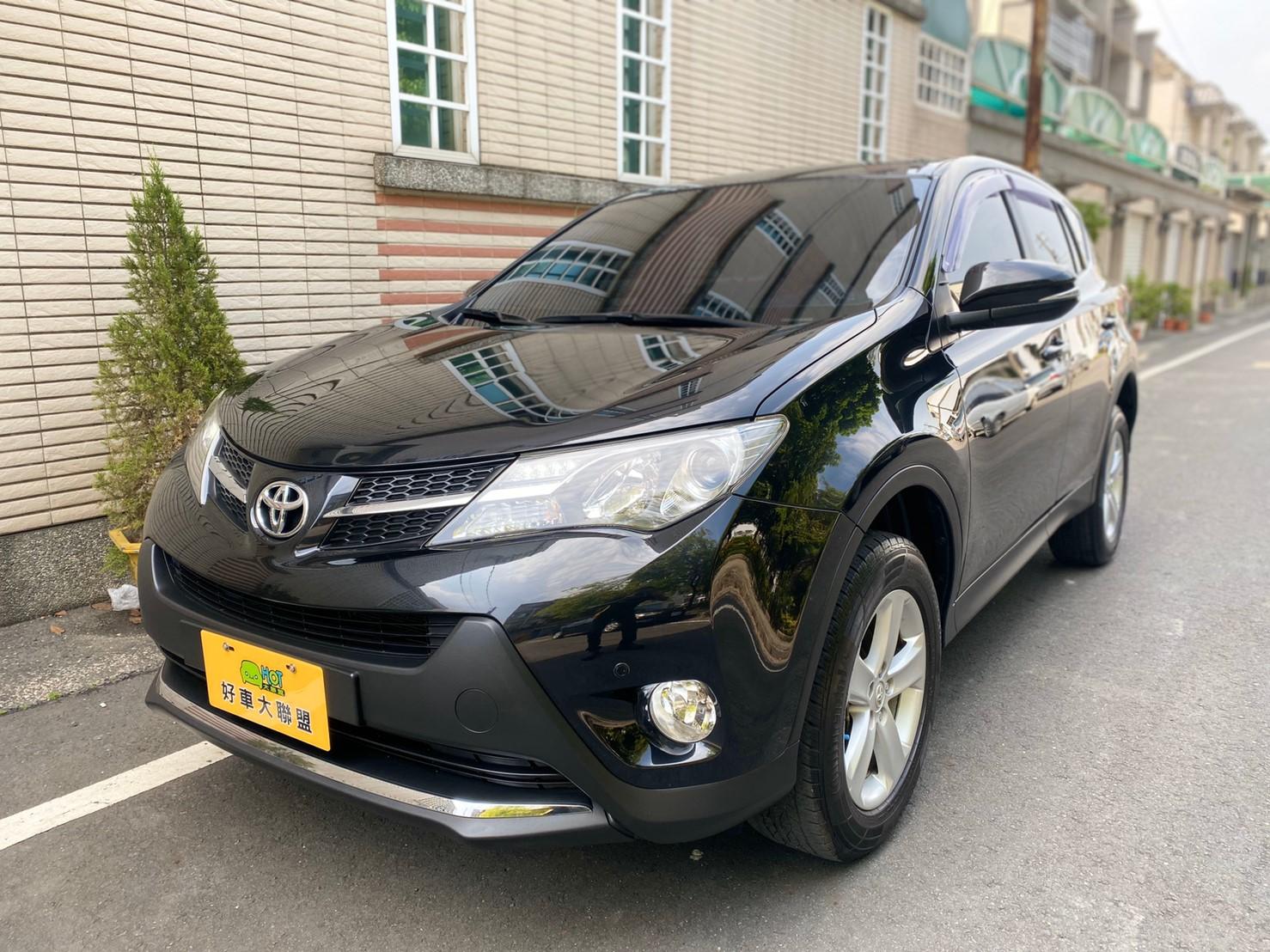2012 Toyota 豐田 Rav4