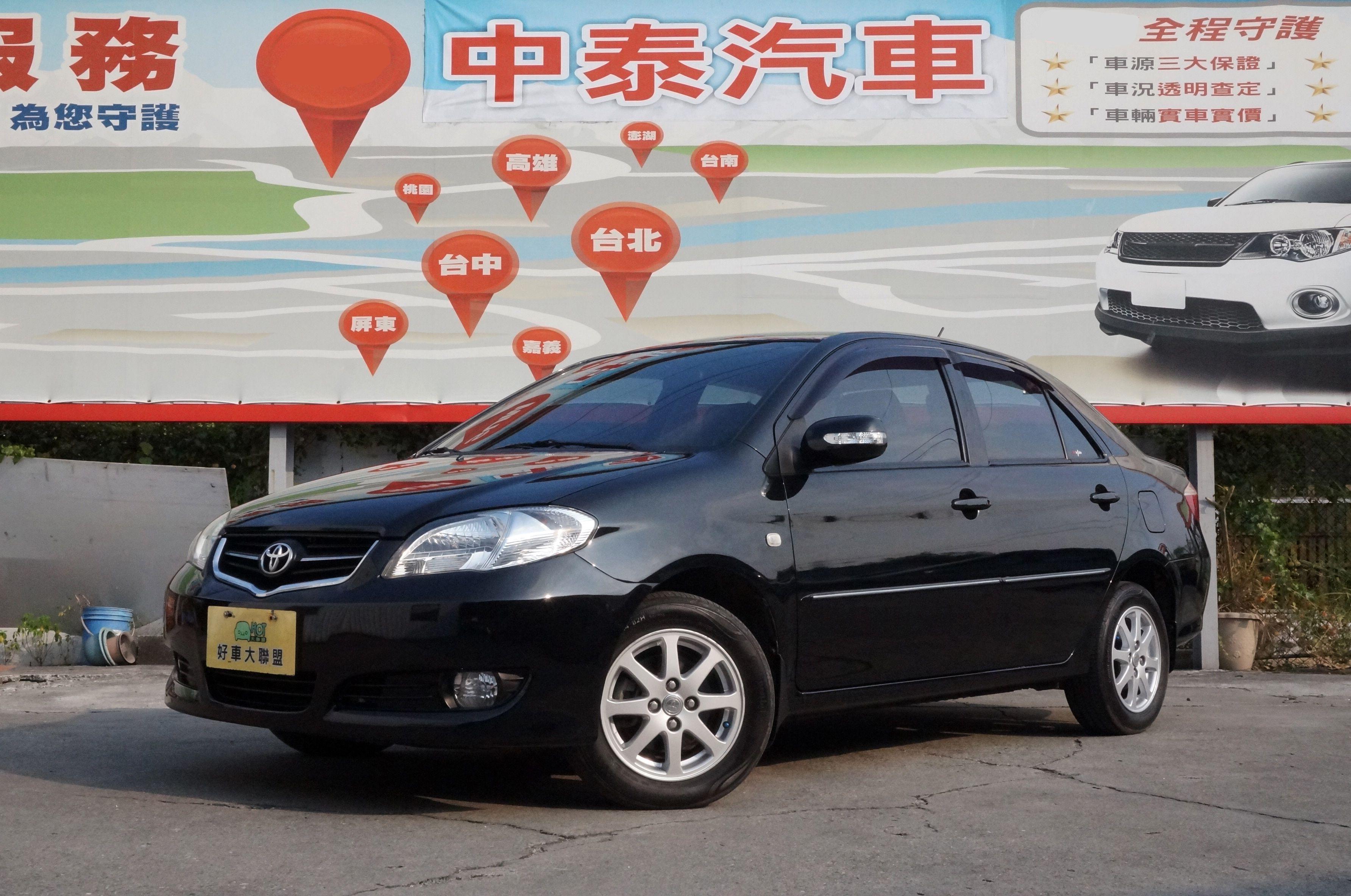 2010 Toyota 豐田 Vios