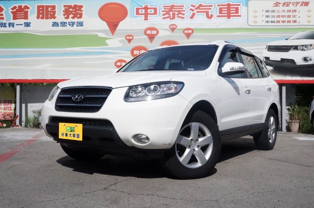 2010 Hyundai 現代 Santa fe