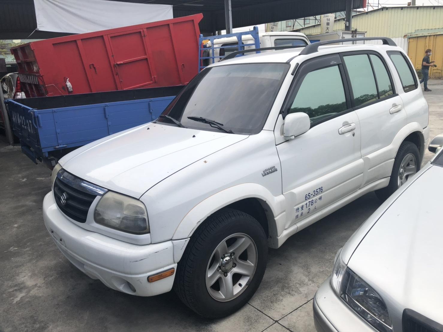 2002 Suzuki 鈴木 Grand vitara