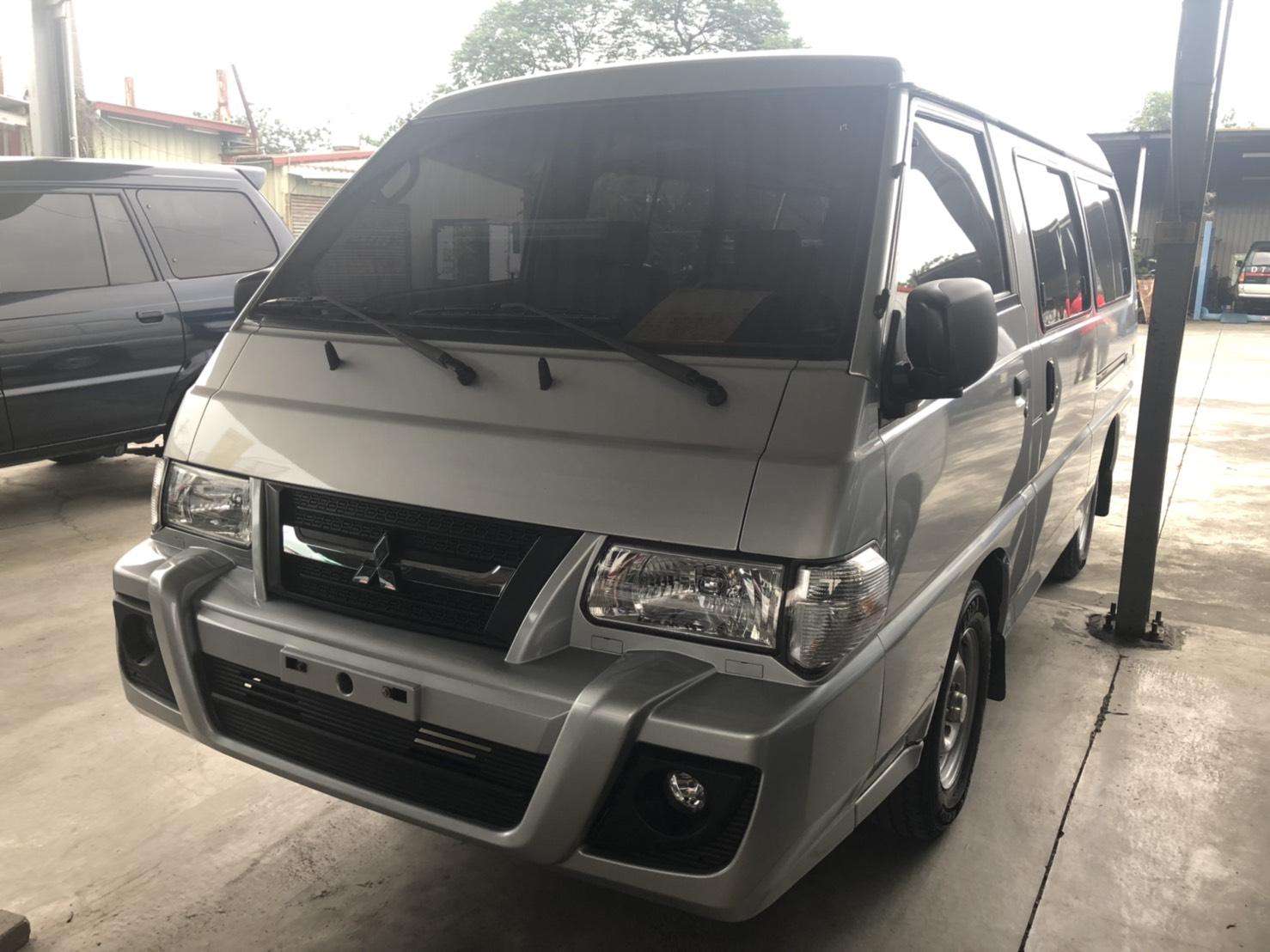 2017 Mitsubishi 三菱 商用車