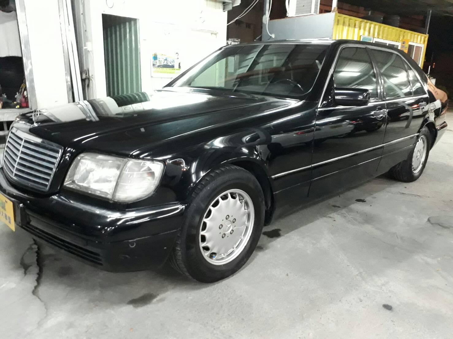 1996 M-benz S-class