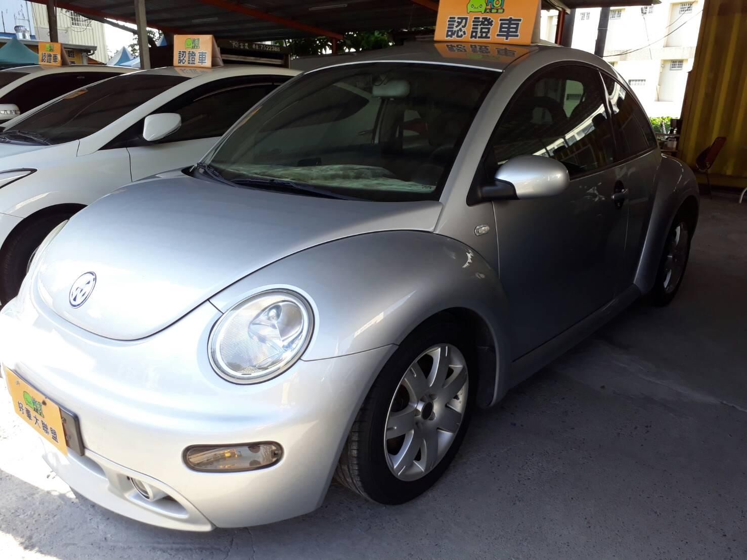 2001 Volkswagen 福斯 Beetle