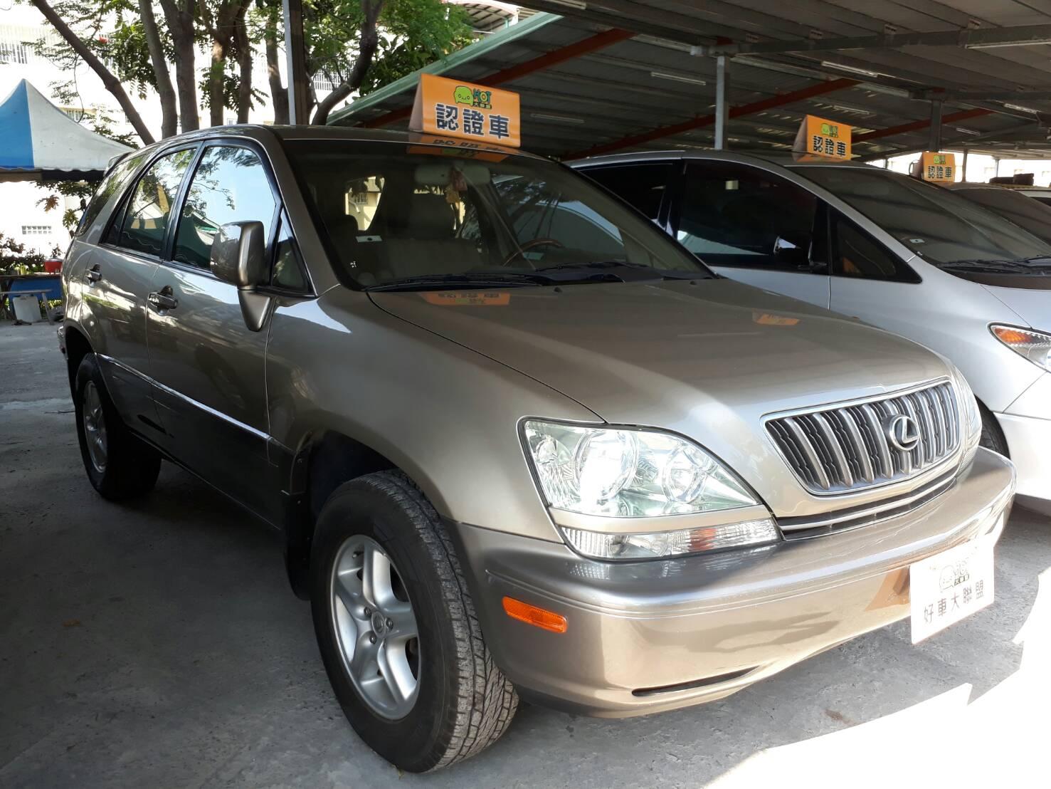 2002 Lexus 凌志 Rx
