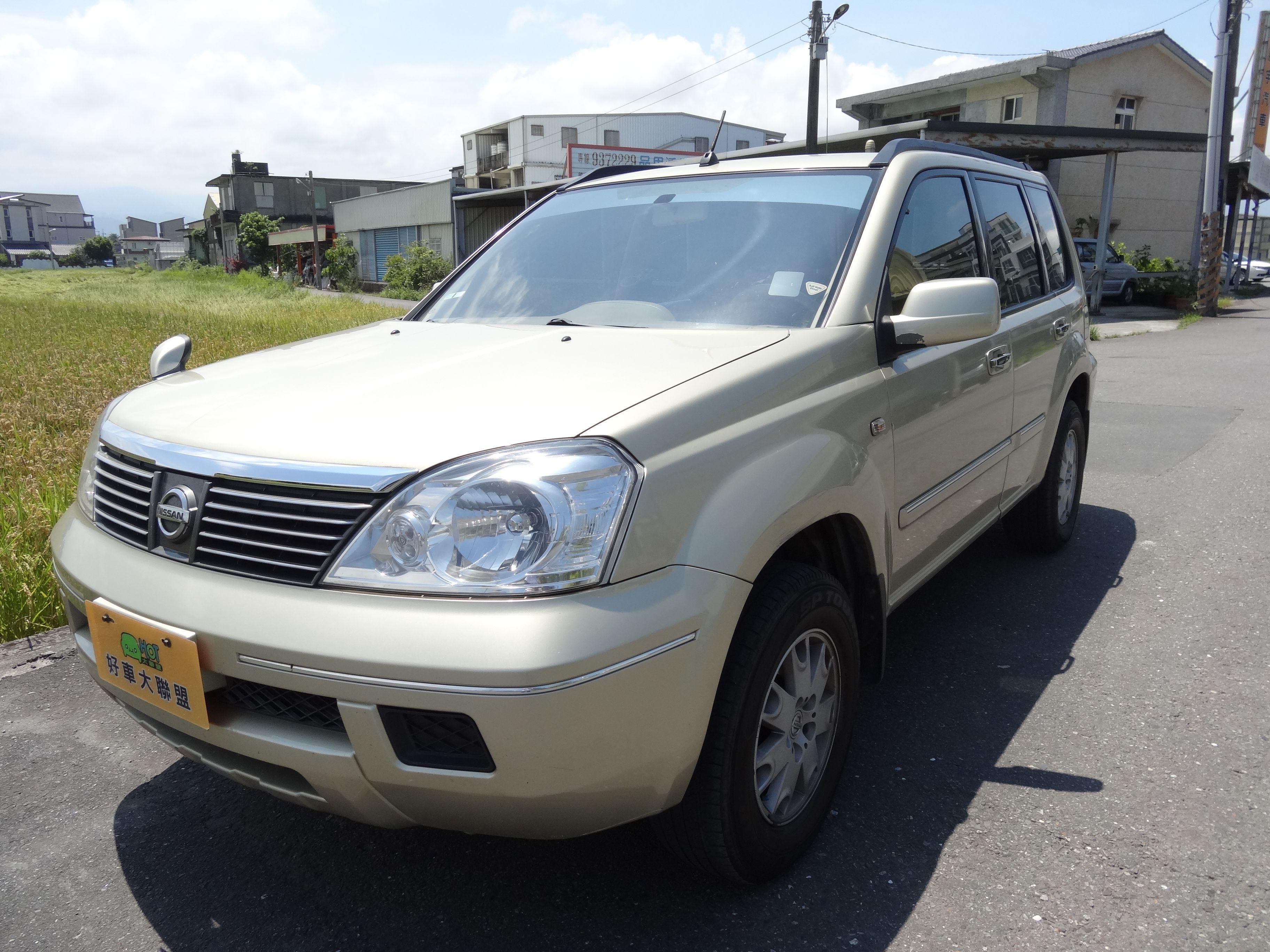 2004 Nissan X-trail