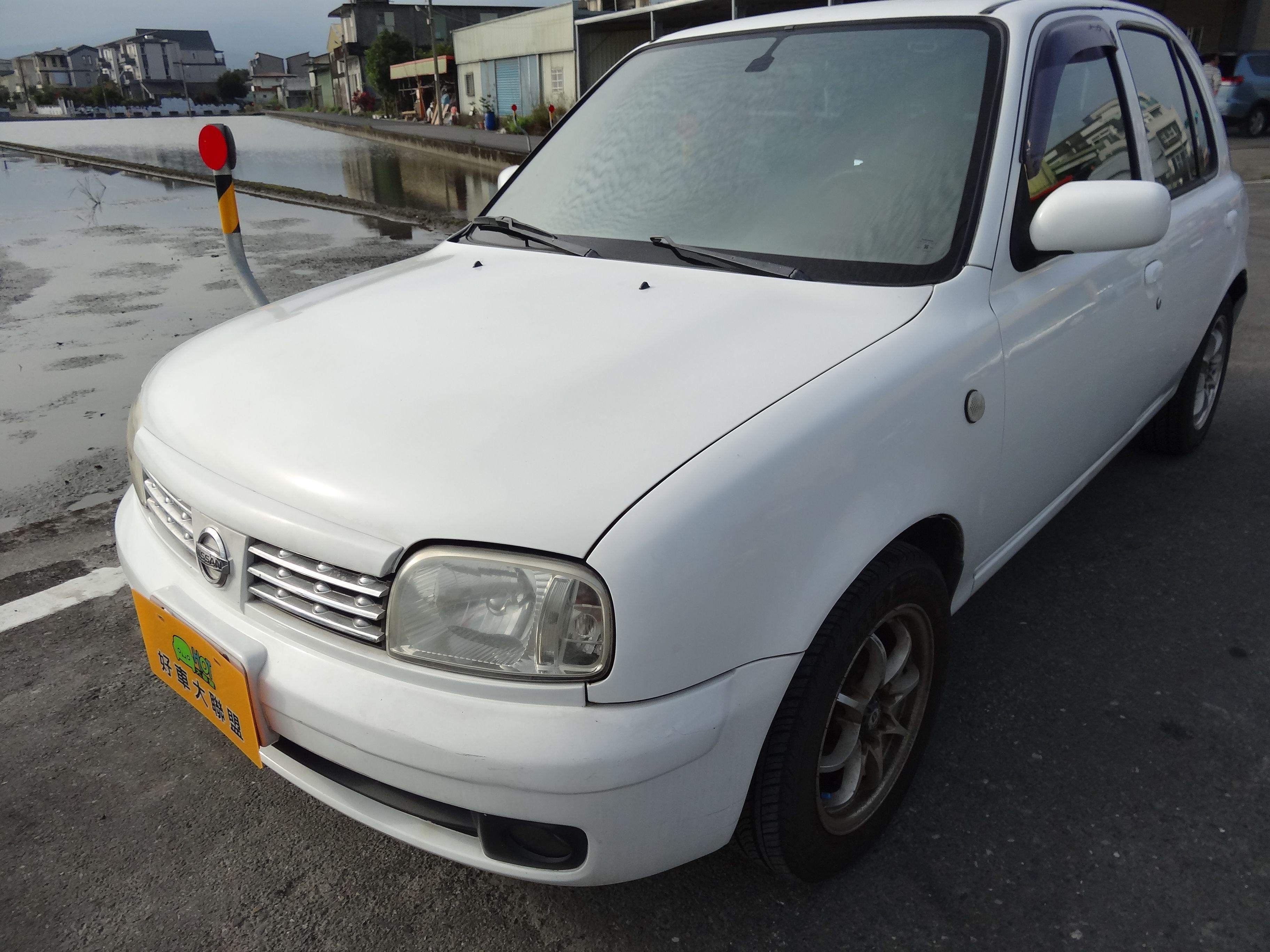 2005 Nissan 日產 March