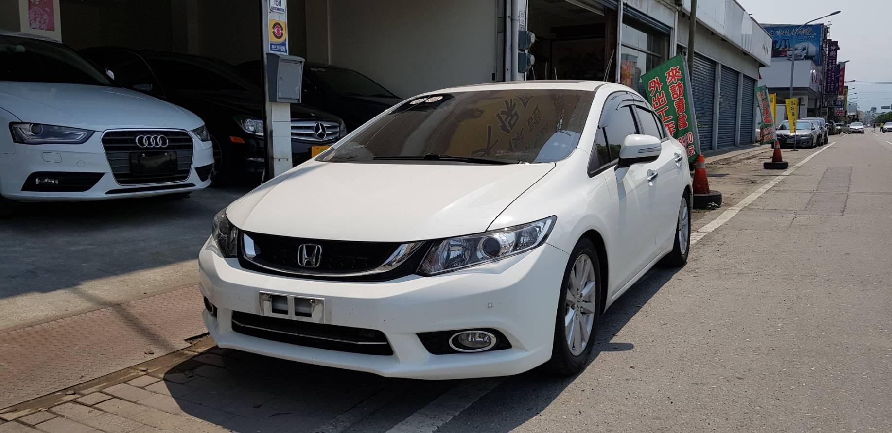 2016 Honda 本田 Civic