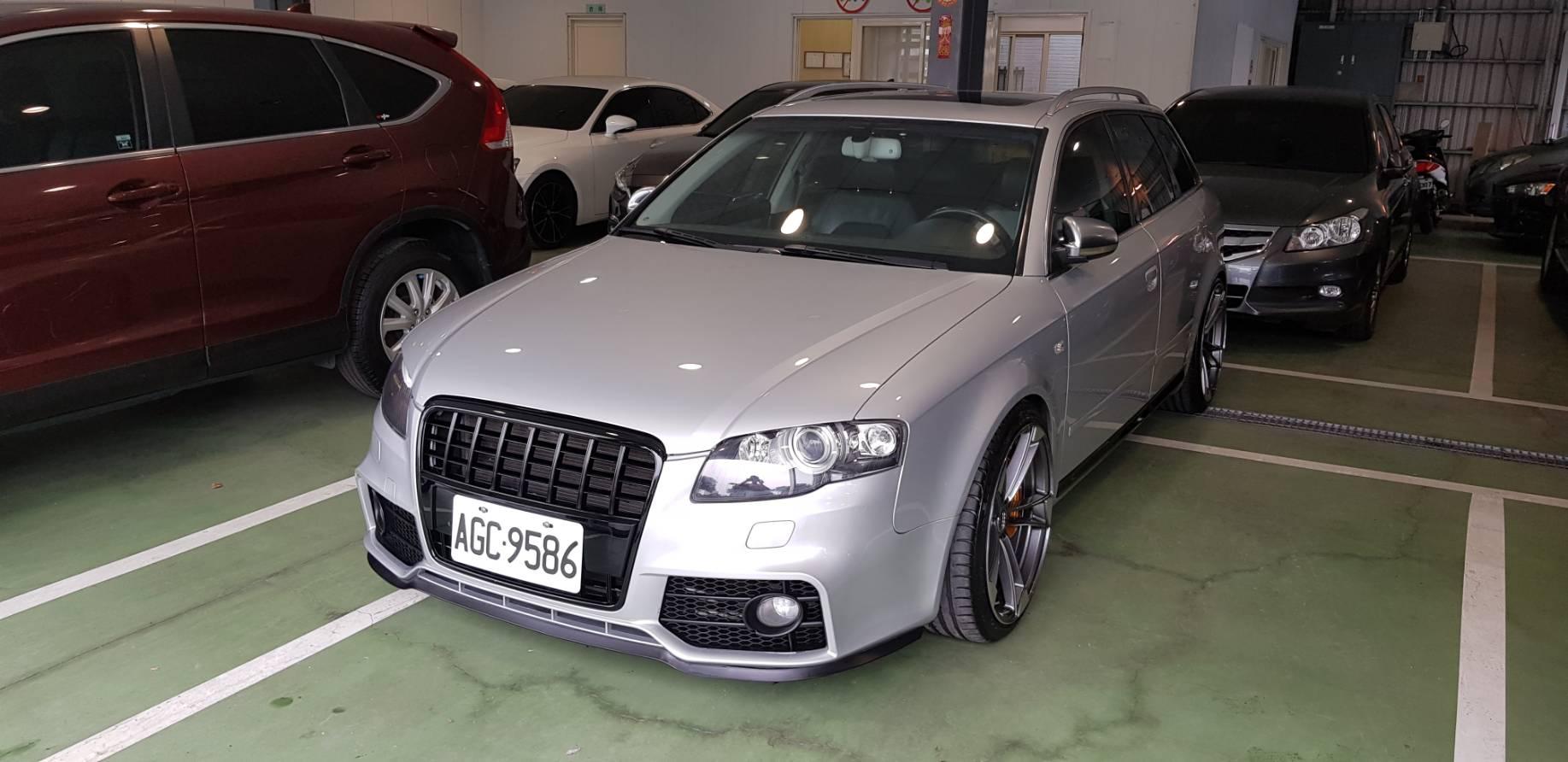 2005 Audi 奧迪 A4 avant