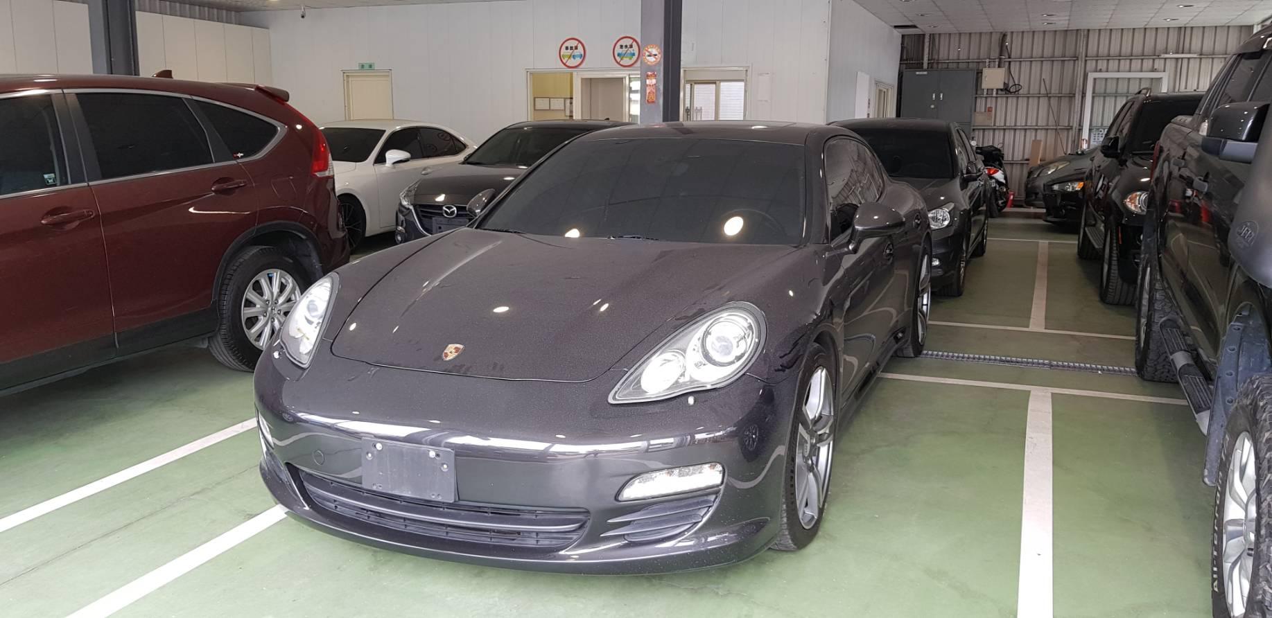 2010 Porsche 保時捷 Panamera