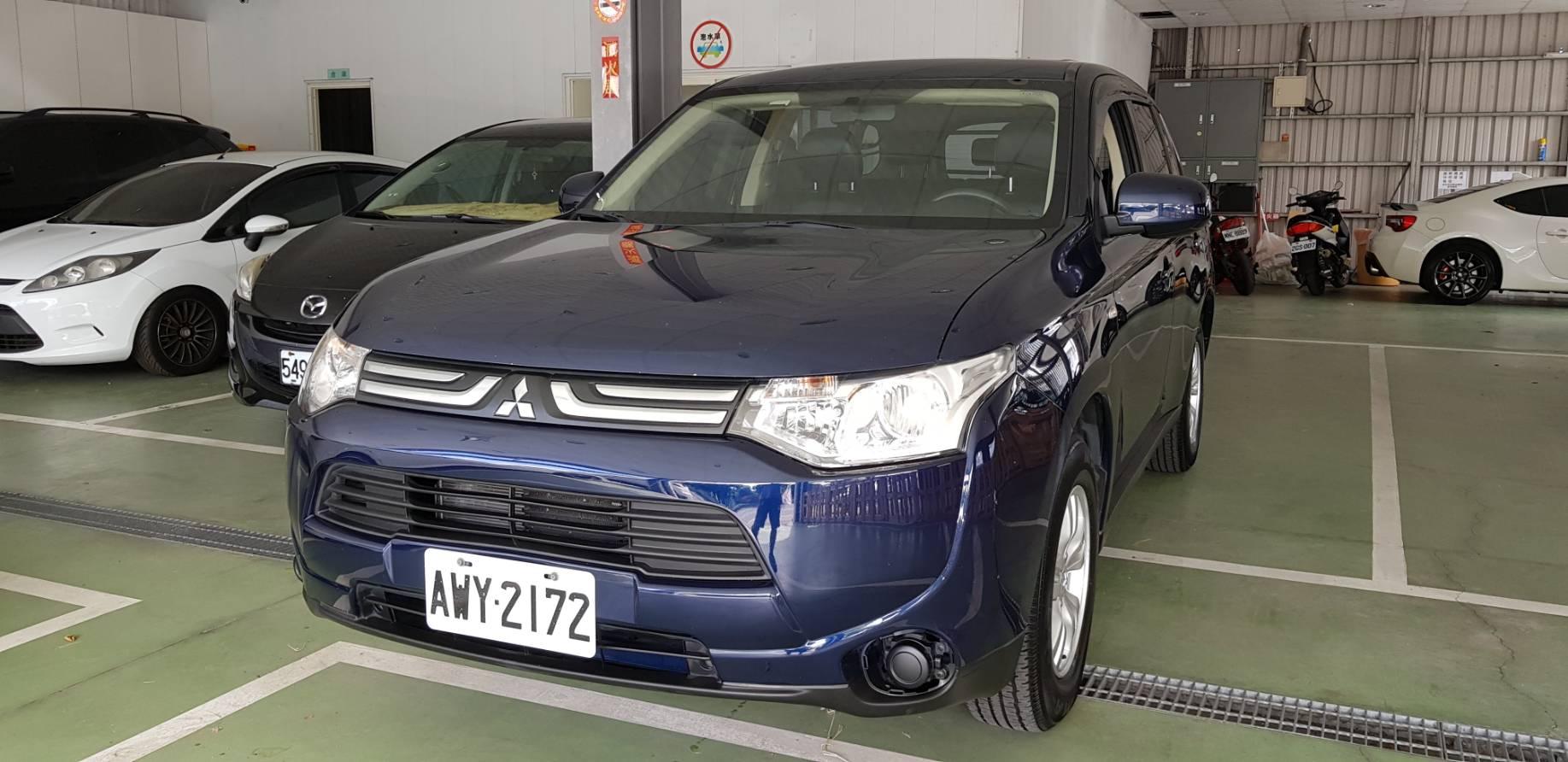 2014 Mitsubishi 三菱 Outlander