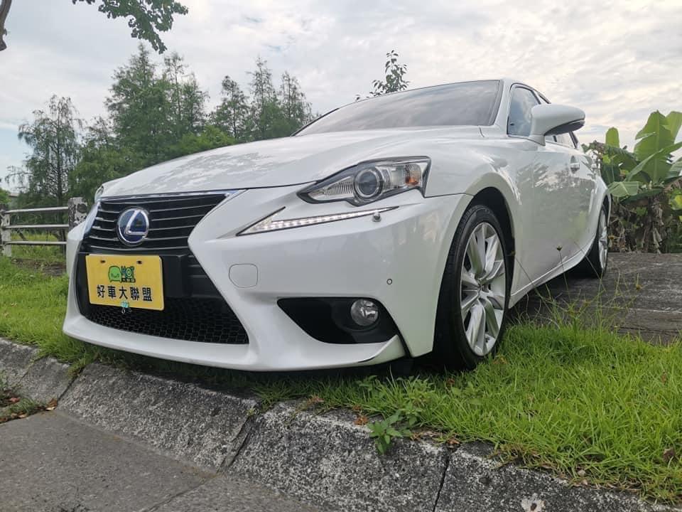Lexus 凌志 2014 IS