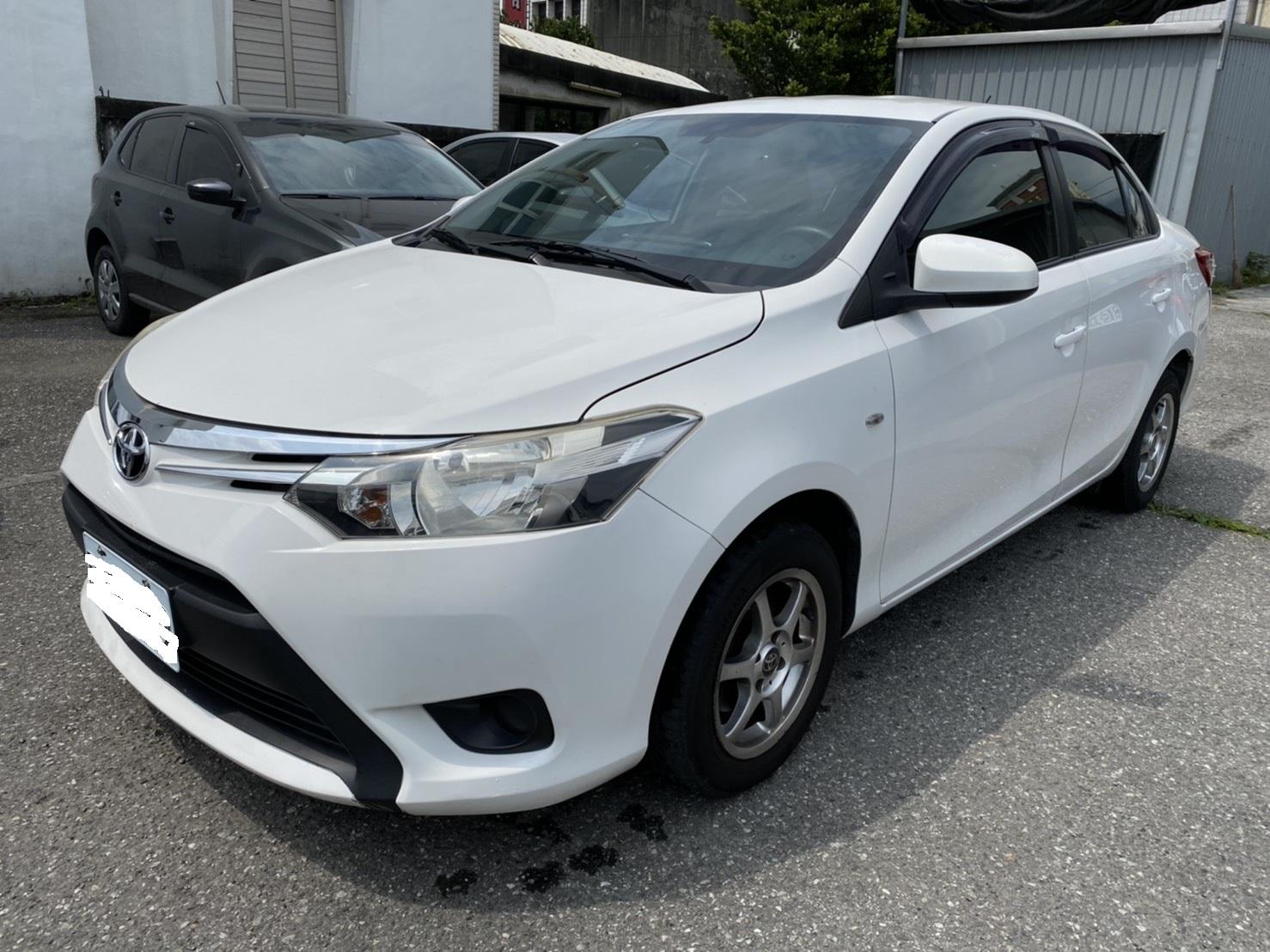 2015 Toyota 豐田 Vios