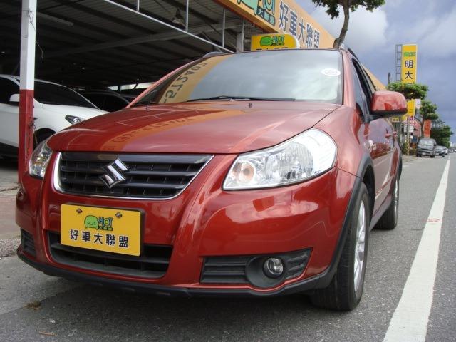 2013 Suzuki 鈴木 Sx4