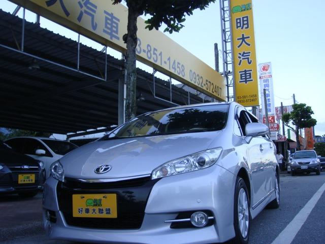 2016 Toyota 豐田 Wish