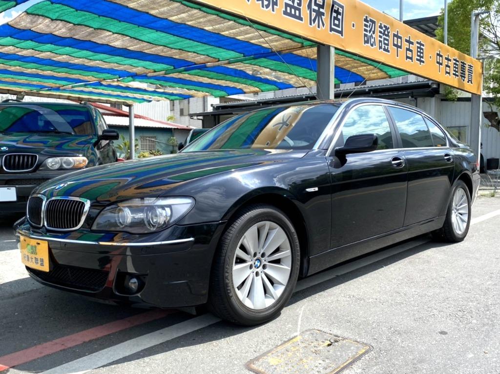 2007 BMW 寶馬 7-series